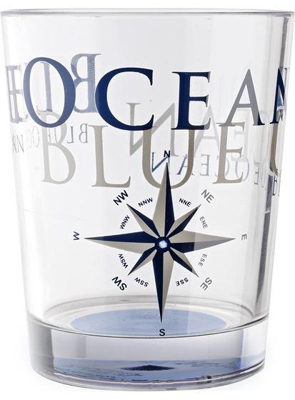 SZKLANKA 3SZT 300ML BRUNNER BLUE OCEAN